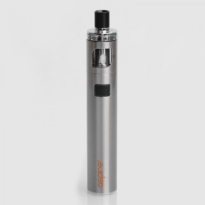 kit aspire pockex steel