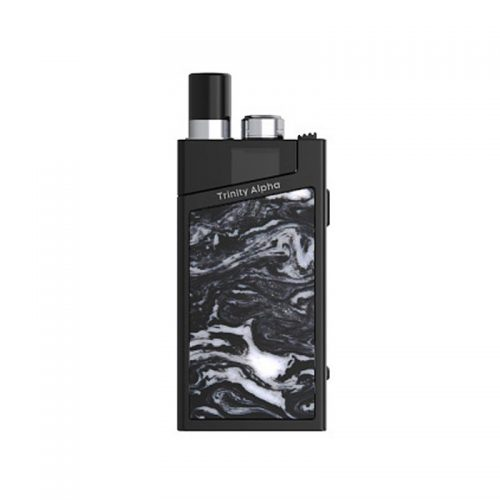 kit smok trinity alpha bright black