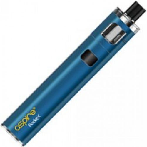 KIT ASPIRE pockex blue