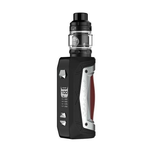 kit aegis max grey pearl