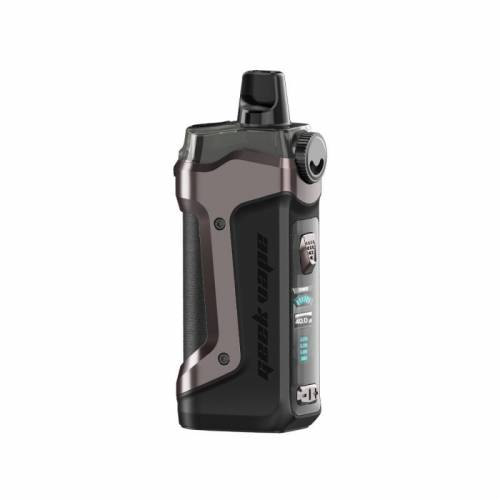kit aegis boost plus geekvape gunmetal